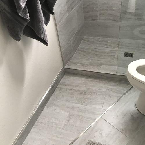 Scottsdale home - 3 bathroom remodel upgrades