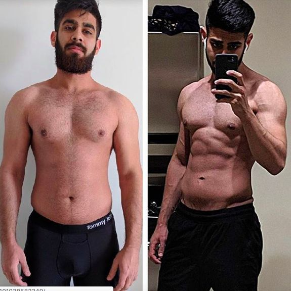 12 Week Online Coaching Transformation