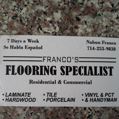 Avatar for Francos maintenance