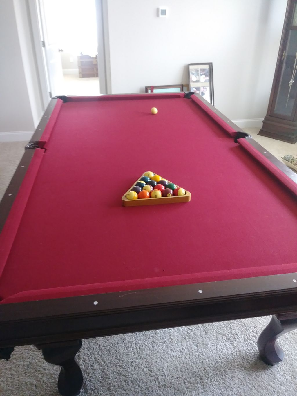 Pool Table Moving - Augusta 2019