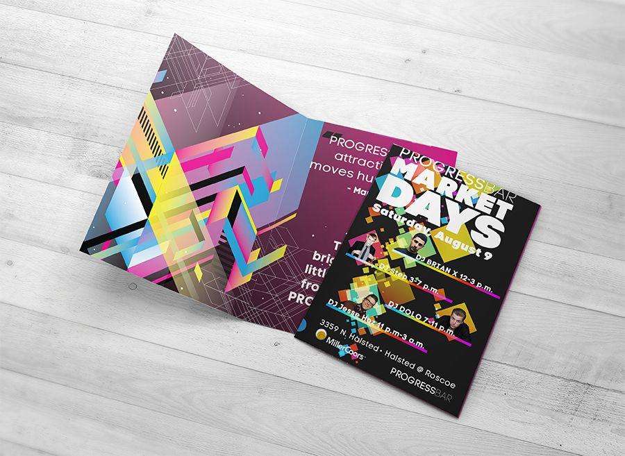 Market Days 2014 Folded Flyer
