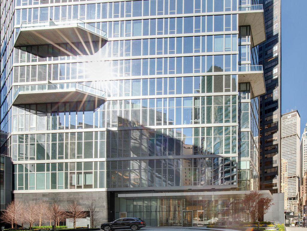 Summit Luxury Residential Building