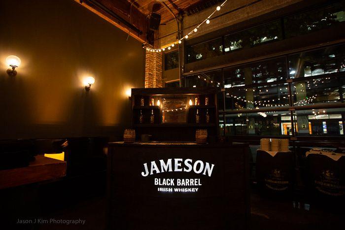 Event - Jameson Irish Whiskey Promotion Dinner Party