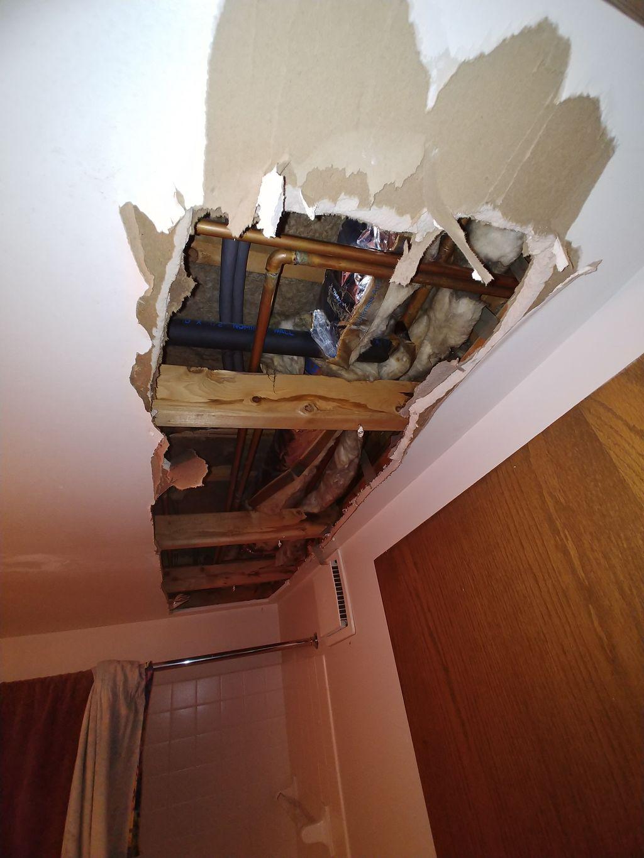 Ceiling fix