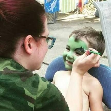 Whitney's Whimsies Face Painting