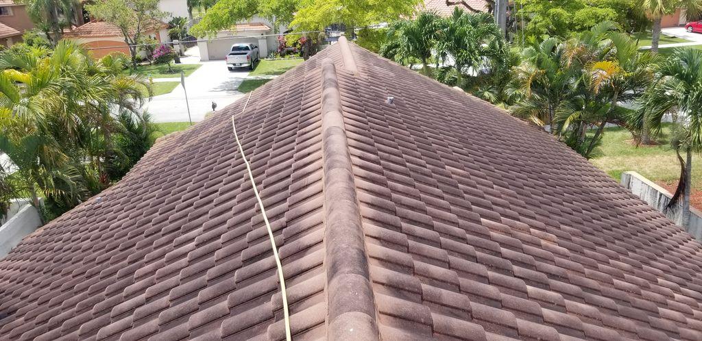 Roof Cleaning - Deerfield Beach 2019