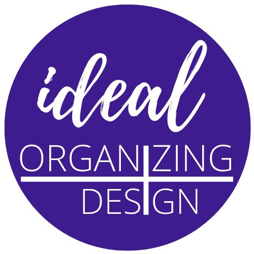 Ideal Organizing + Design