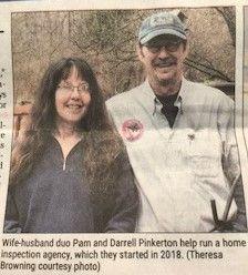 Darrell & Pam Pinkerton