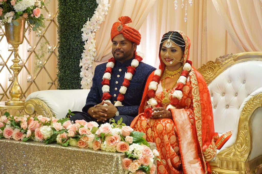 Tamzid & Tanzia's Wedding Coordination
