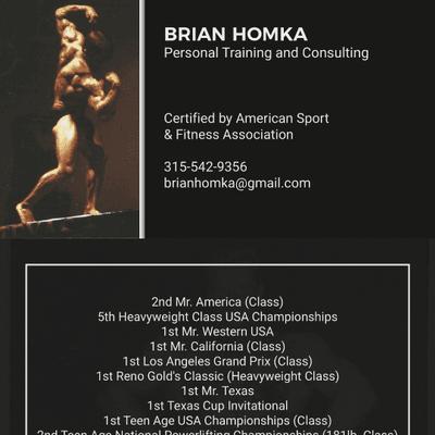 Avatar for Brian Homka Utica, NY Thumbtack