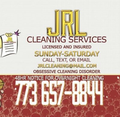 Avatar for JRL Cleaning Chicago, IL Thumbtack