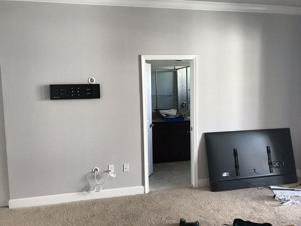 New Home Setup