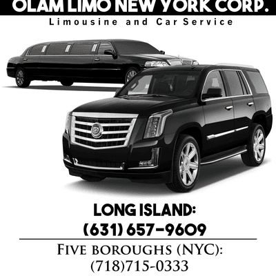 Avatar for Olam Limousine New York Corp Islandia, NY Thumbtack