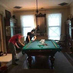 Pool Table Repair Services