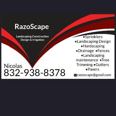Avatar for RazoScape Houston, TX Thumbtack