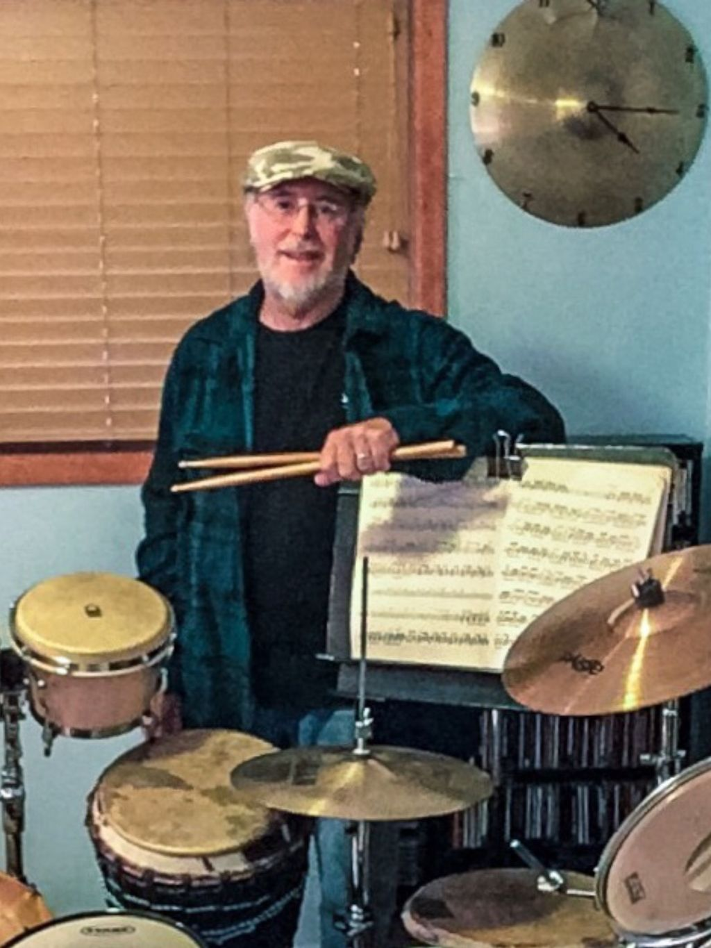 Happy Drumming Percussion Instruction