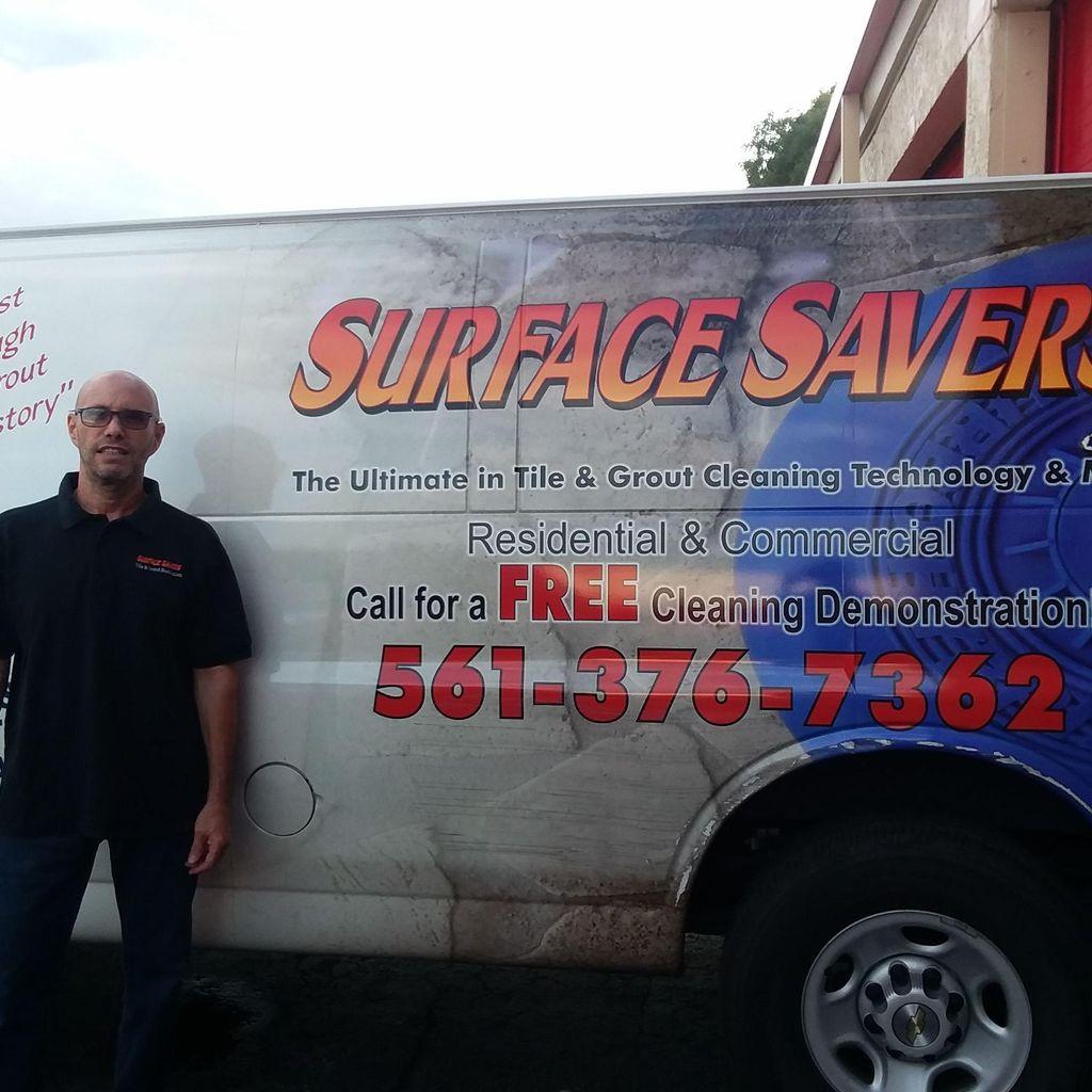 Surface Savers