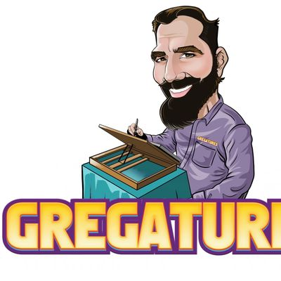 Avatar for GREGATURES - Caricatures for every occasion.