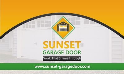 Avatar for Sunset Garage Door Fort Lauderdale, FL Thumbtack