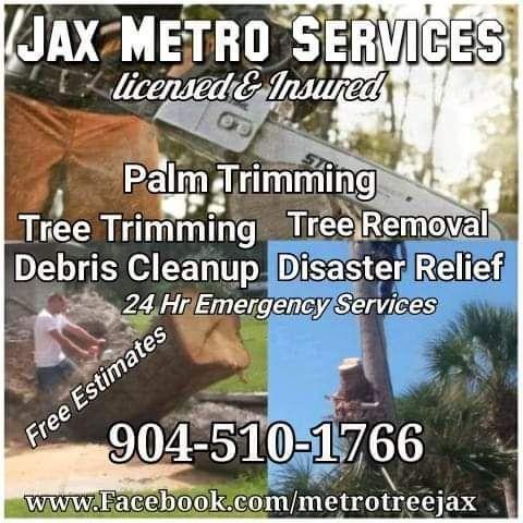 Jax Metro Tree Services