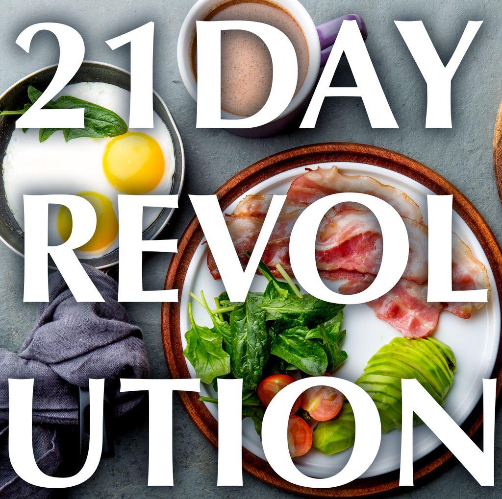 21 Day Revolution