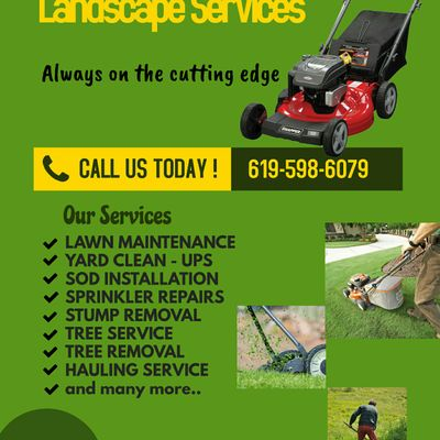Avatar for Landscape Services