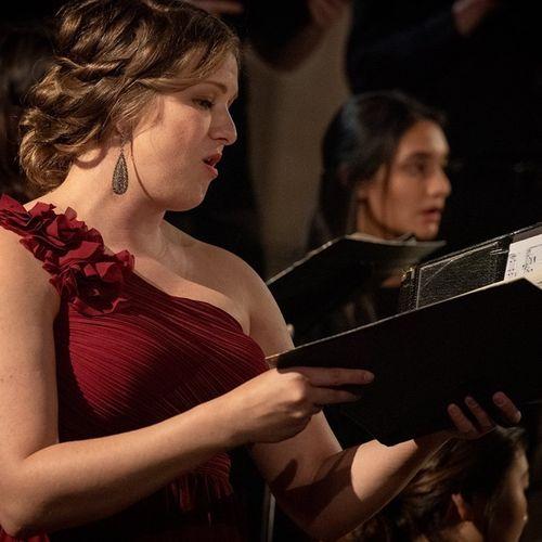 Brahms Requiem- Soprano Soloist, NYCC 2019