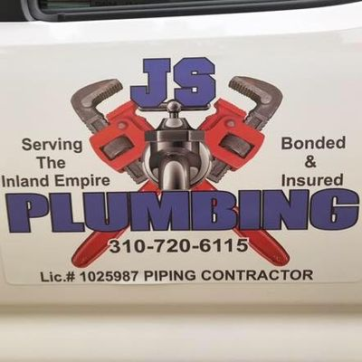 Avatar for JS plumbing bonded & insured