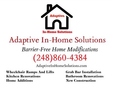 Avatar for Adaptive In-Home Solutions Clarkston, MI Thumbtack