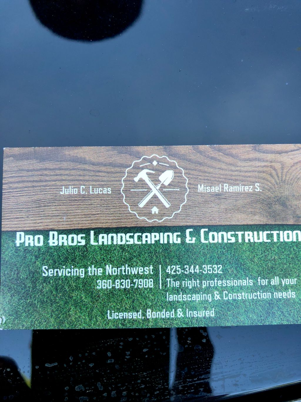 Pro Bros Landscaping & Construction