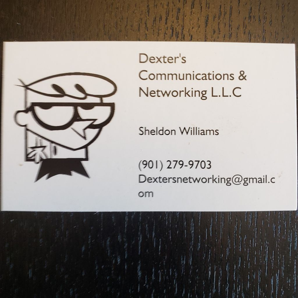 Dexter's Communications and Networking