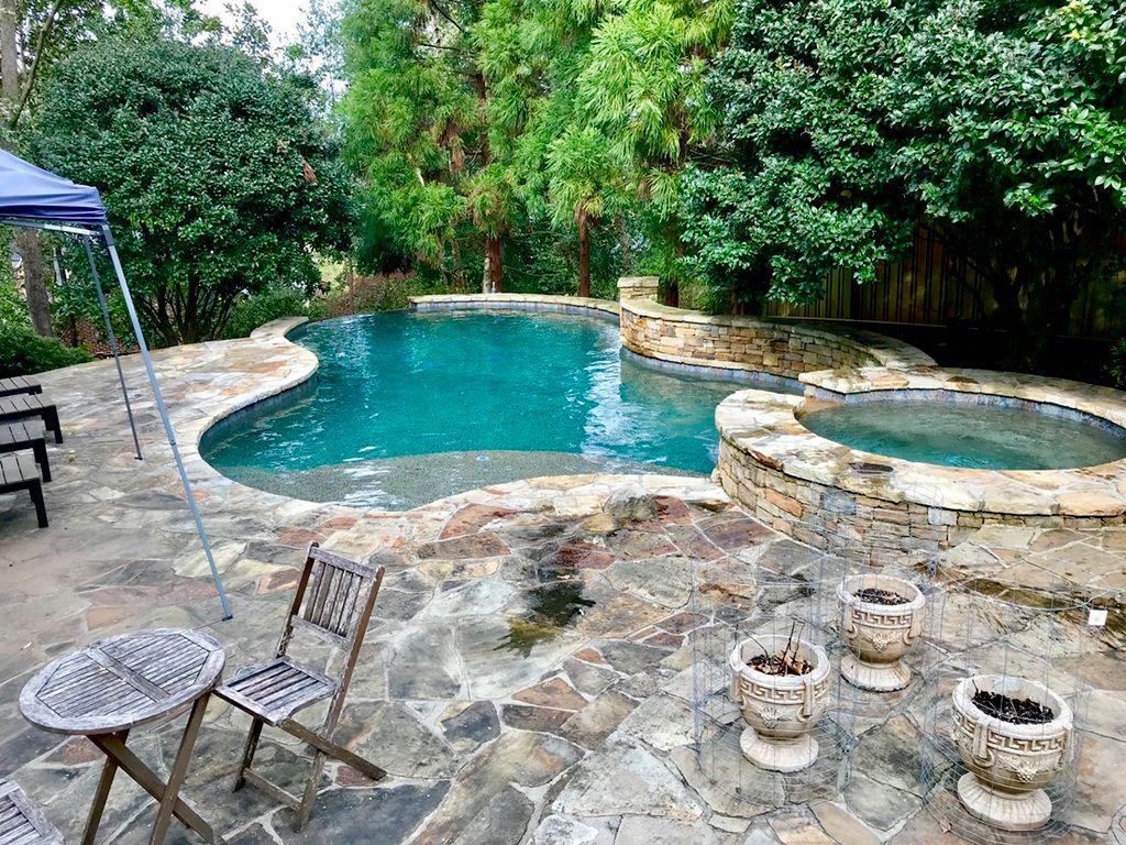 Cargill Pool and Maintenance