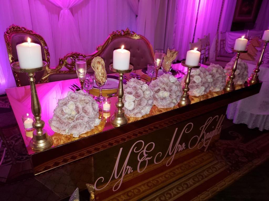 Wedding Planning - Glam Chic 2019
