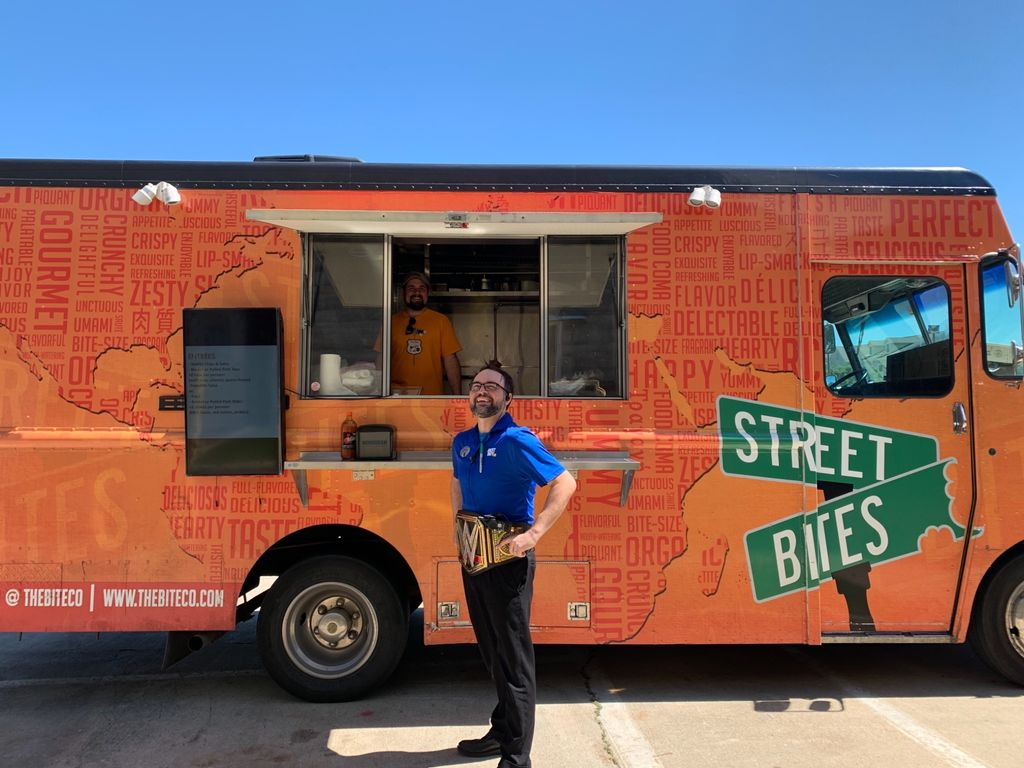 Food Truck or Cart Services - Fort Worth 2019