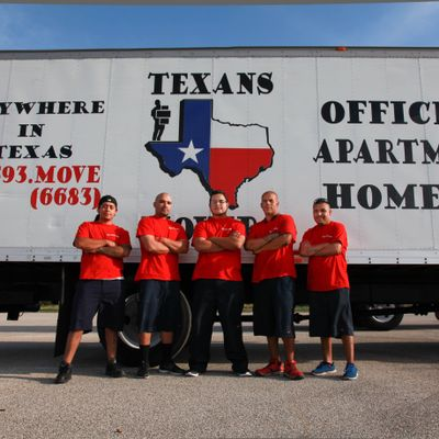 Avatar for Texans Movers Houston, TX Thumbtack