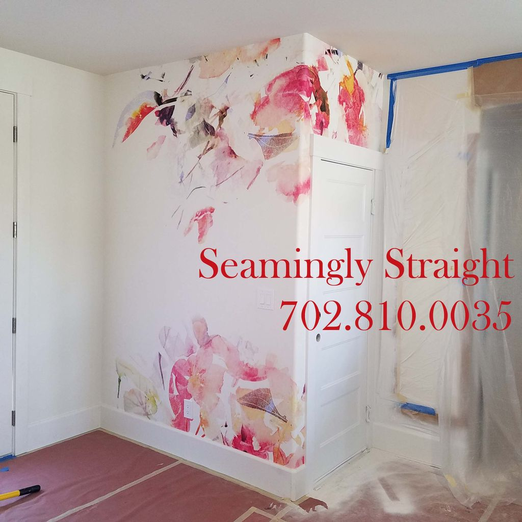 Wallpaper installation Henderson,