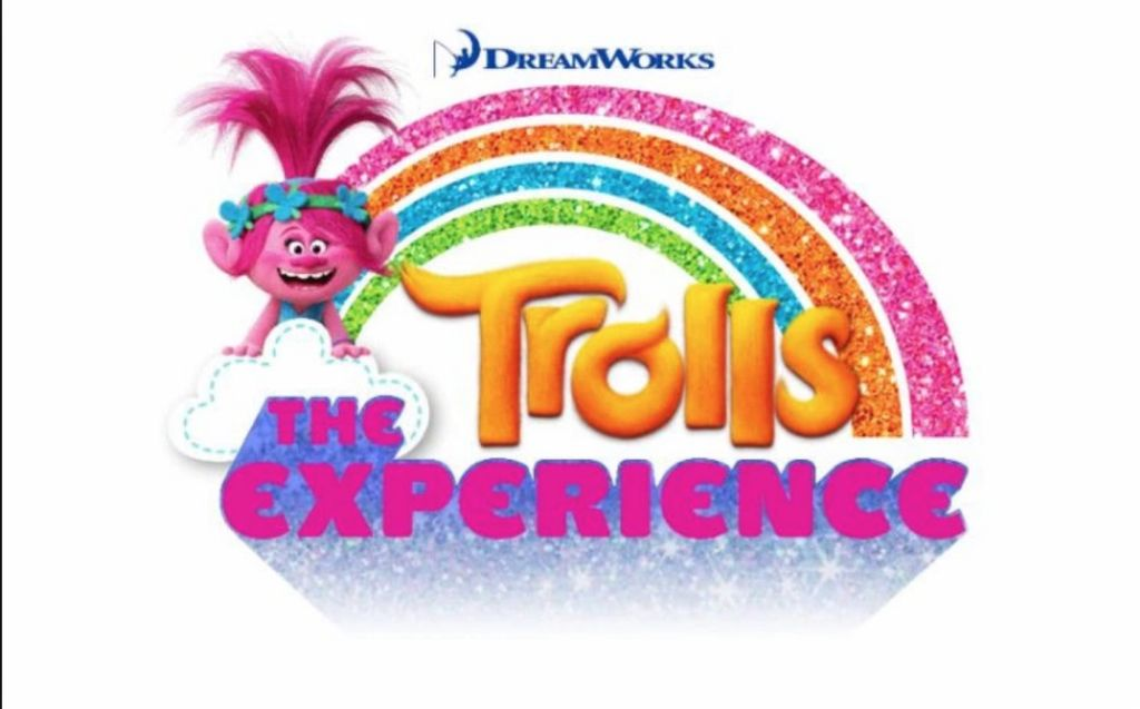 Facepainter at Trolls The Experience