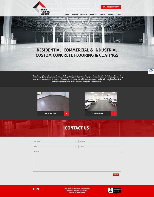 Flooring Service Business Redesign