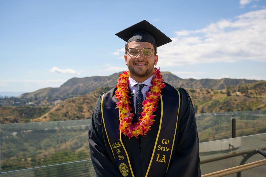 Alhassan Graduation Portraits