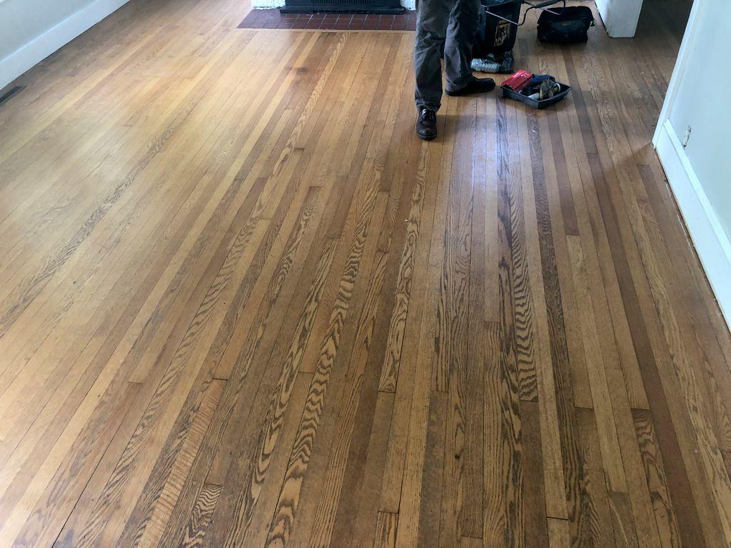 Hardwood Floor Refinishing - Delmar 2019