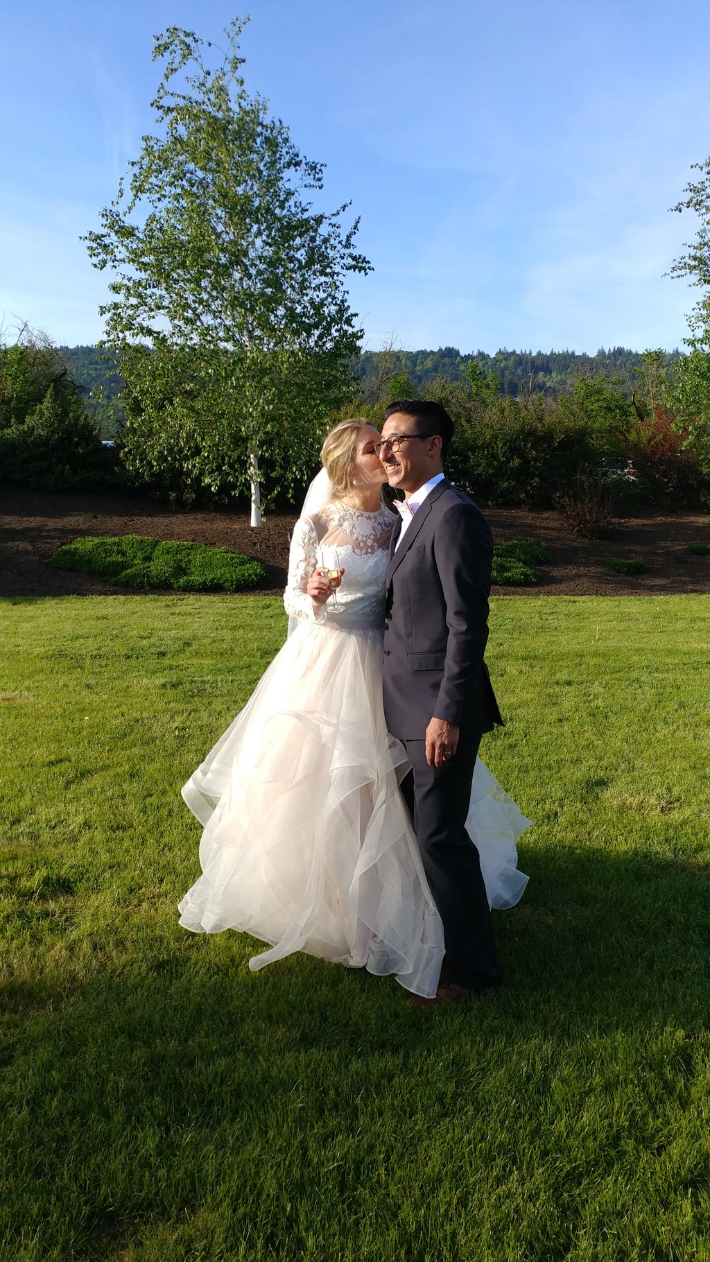 Tilly and Jahan Wedding