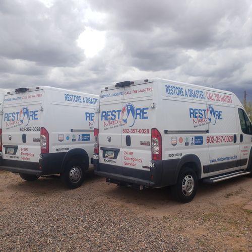 Emergency Vans