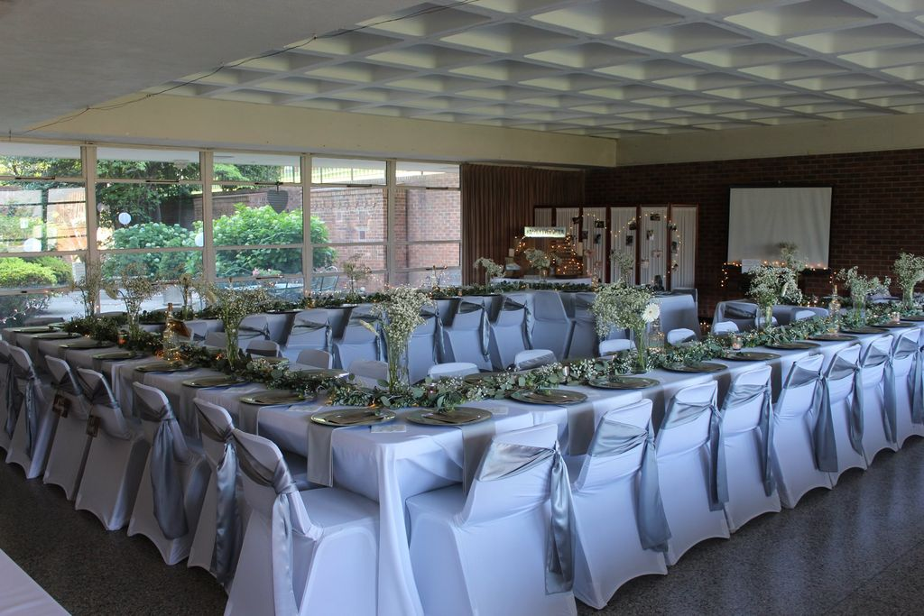 Rehearsal Event Catering and decor - Concord 2019