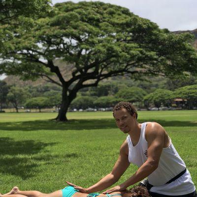 Avatar for Kyle's massage service Honolulu, HI Thumbtack