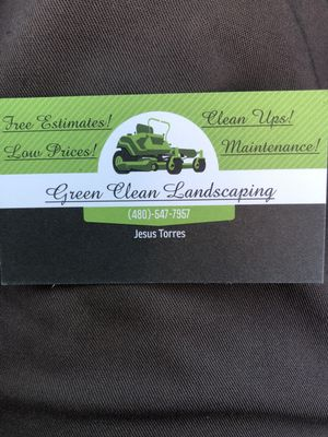Avatar for Green Clean Landscaping Mesa, AZ Thumbtack
