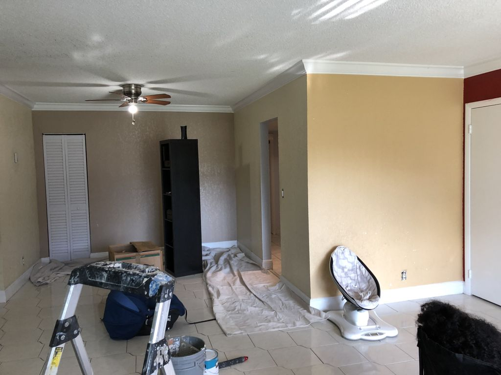 Interior Painting - Fort Lauderdale 2019