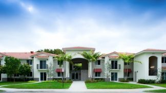 Fort Lauderdale Housing Authority Northwest Gardens one Senior Living