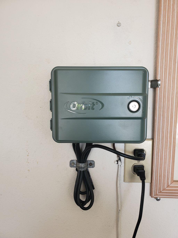 Replacing new irrigation timer