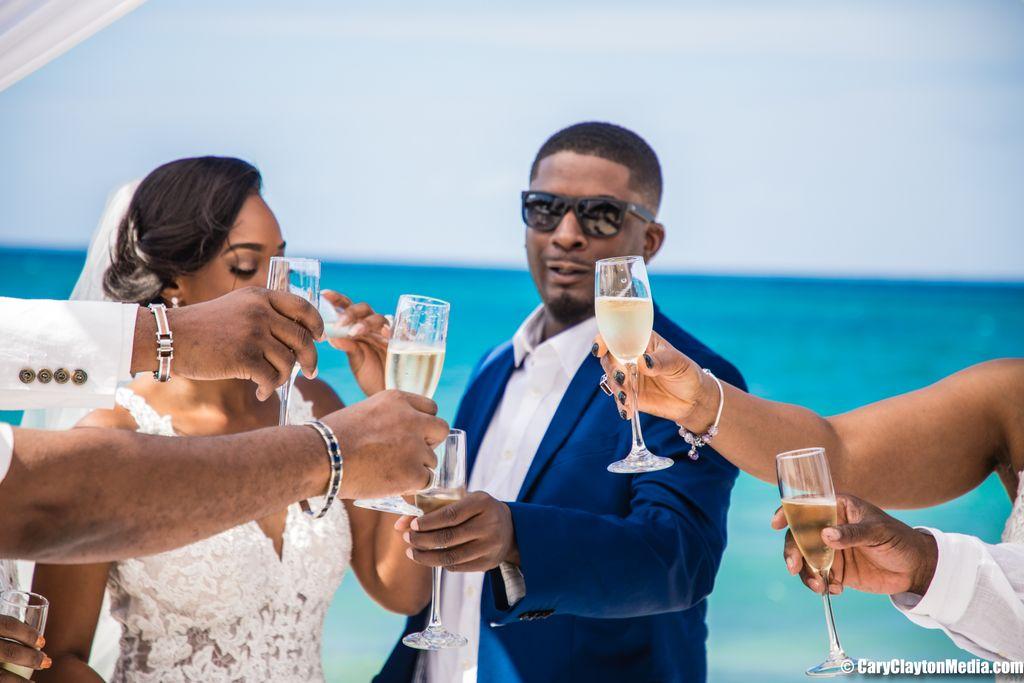 Mexico Beach Wedding 2019