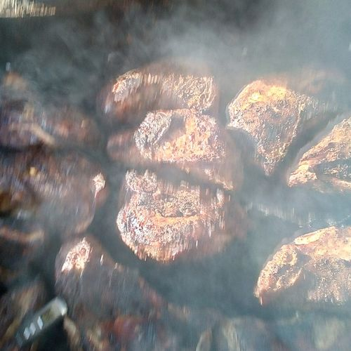 Tri-tip for wedding party